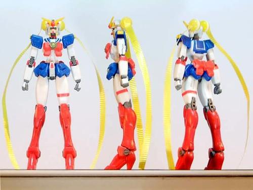 Sailor Moon Gundam PH Moon1