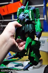 1-100 Kshatriya Neograde Version Colored Cast Resin Kit Straight Build Review (86)