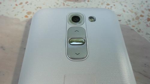 ปุ่ม Power และ Volume ของ LG G2 Mini Dual