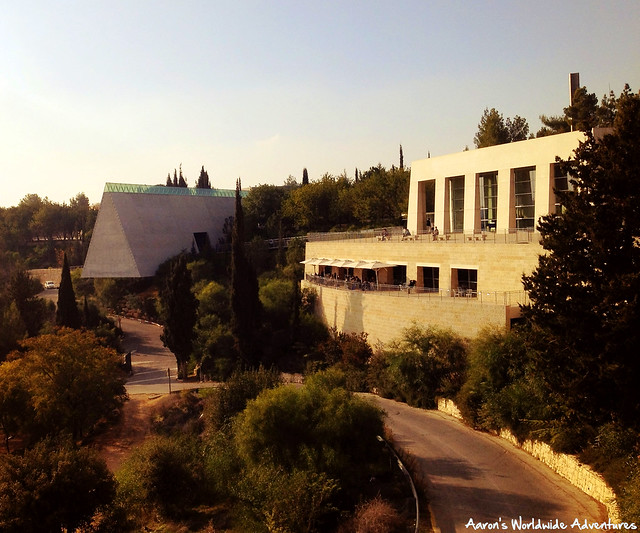 Yad Vashem From Afar