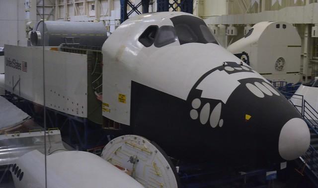 Full Shuttle Fusalage Trainer