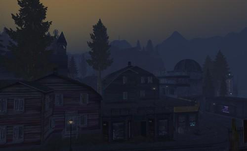 Sanity Falls - Sleepy Town or Creepy Town?