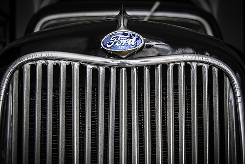 "151/365 ""Ford"" by Flickr Jiménez (Pedro Nog)"