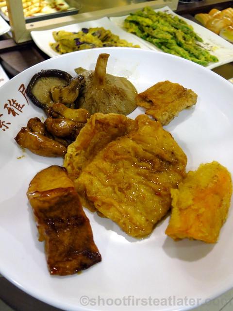 素雅屋 (vegetarian restaurant in Taimall, Taipei)-015