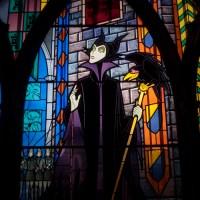 Dark Disney : Le Vitrail maléfique