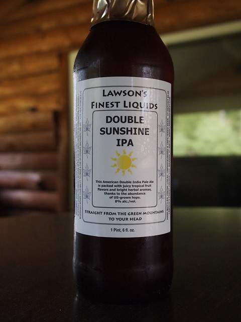 Lawsons Finest Double Sunshine IPA