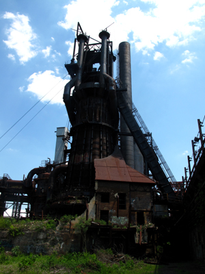 Carrie Furnace