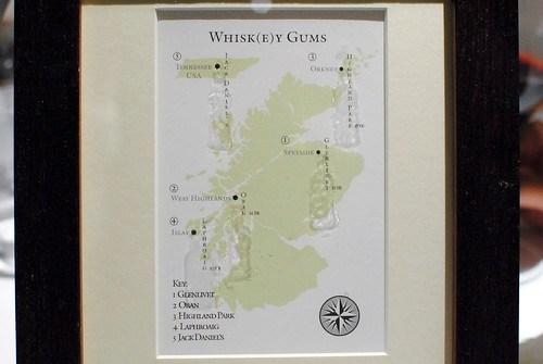 WHISK(E)Y WINE GUMS
