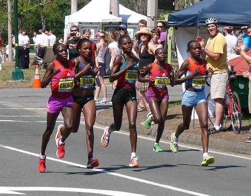 Tight race