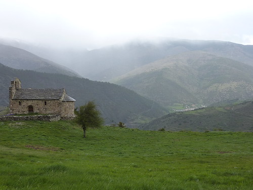 Geocaching Nyer église d'En