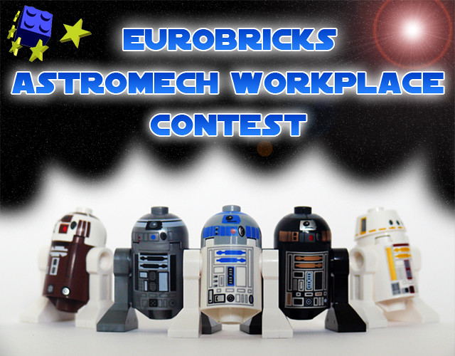 Astromech Workplace Contest Winners