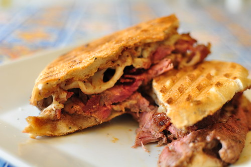 Steakhouse Panini