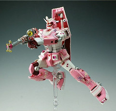 girlie mother pink gundam rx-78-2 (5)