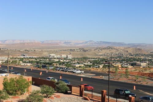 St. George Utah, May 20, 2012