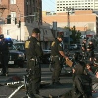 "Peaceful Occupy Reno Memorial Day March Broken up by ""Peace"" Officers; 10 Arrested"