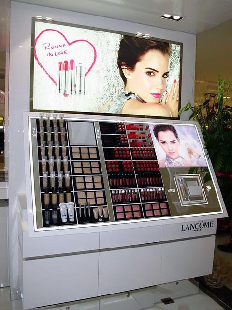 Lancome Rustan's Shangri-la Beauty Counter