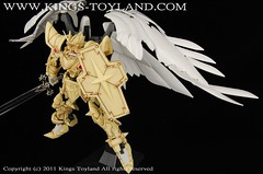 MG Knight Gundam Full Armor Mode Resin Conversion Kit (2)