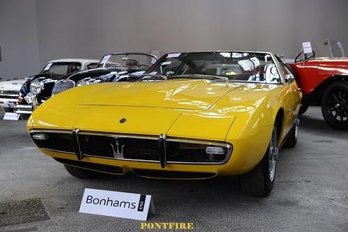 Maserati Ghibli Berlinette (1968)