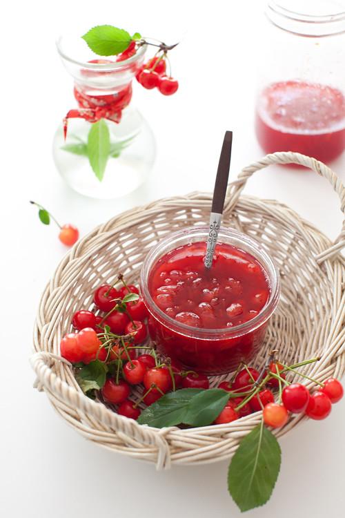 Sour Cherry Jam 4