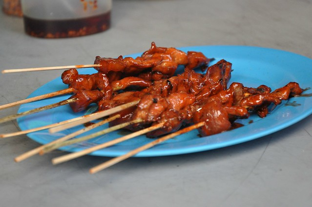 Pinoy barbeque