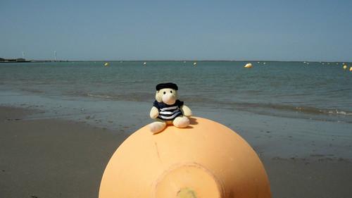 Phil at Boulogne Sur Mer