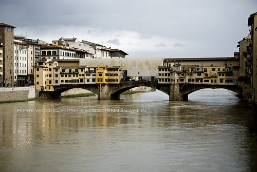 Ponte Vecchio, West