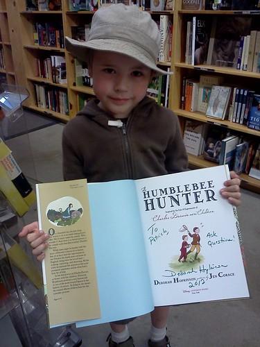 The Humblebee Hunter
