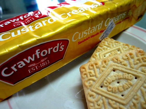 Custard creams from the UK 2