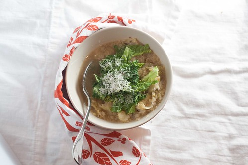 Savoy Cabbage and Parmesan Rind Soup (4 of 6)