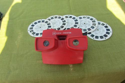 3D 1960s style