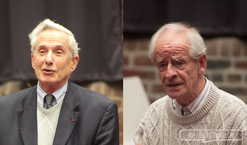 les LIp : Charles Piaget et Claude Neuschwander