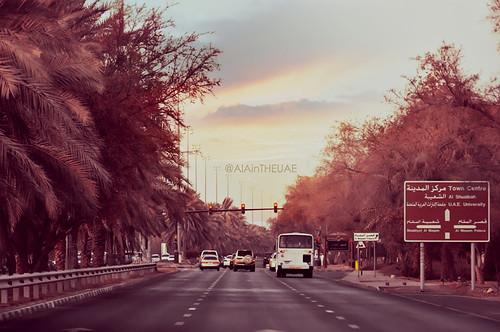 مشوآر كل يوم ._. by Hawa Alain ♥ @AlAinTHEUAE