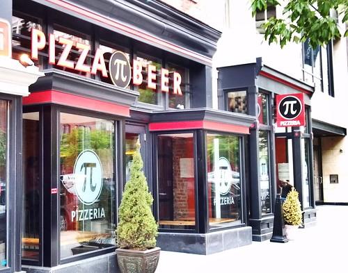 Pizza Pi store, DC