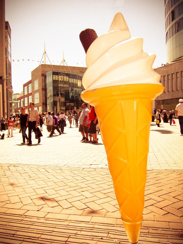 Ice Cream Weather - Birmingham 2012
