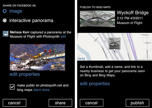 Screenshot Photosynth (2)