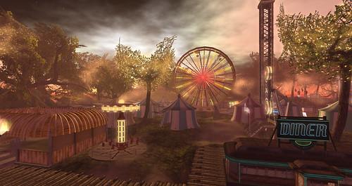 ZombiePopcorn Carnival