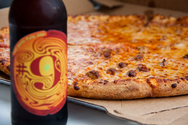 Pizza and Magic Hat #9