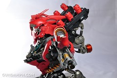 Formania Sazabi Bust Display Figure Unboxing Review Photos (97)