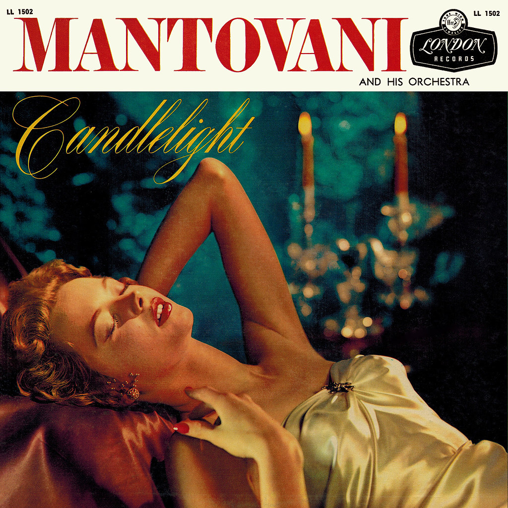 Annunzio Paolo Mantovani - Candlelight
