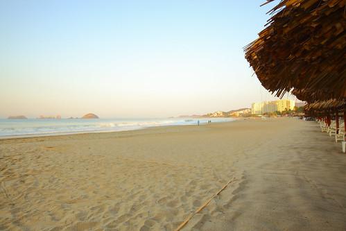 Krystal Ixtapa - Beach