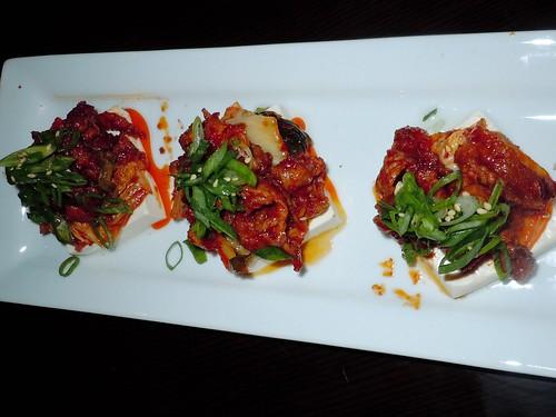 spicy kimchi pork belly
