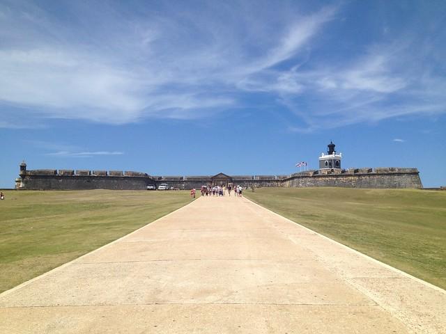 Morro Castle San Juan