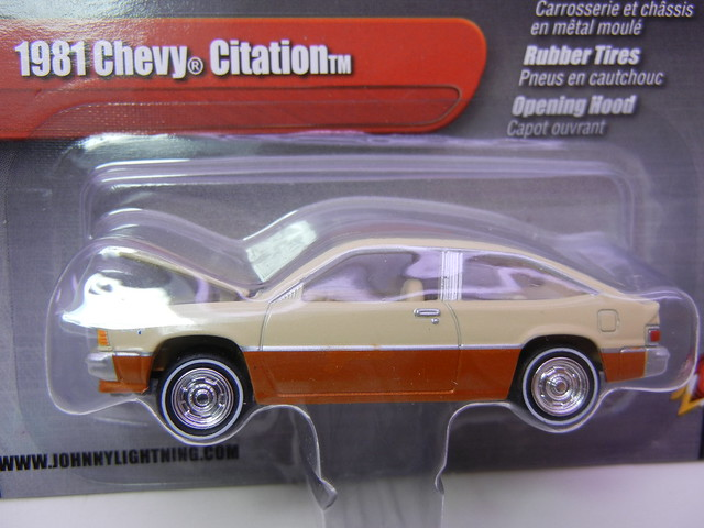 johnny lightning 2.0 1981 chevy citation (2)