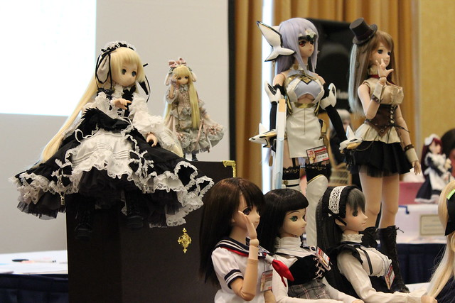 Intro to Dollfie Dream Panel