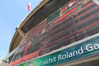 Roland Garros et le NFC