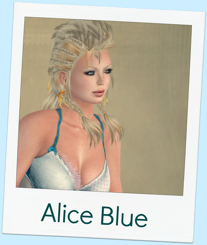 Alice Blue - Upper