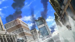 Gundam AGE 3 Episode 30 The Town Becomes A Battlefield Youtube Gundam PH 0073