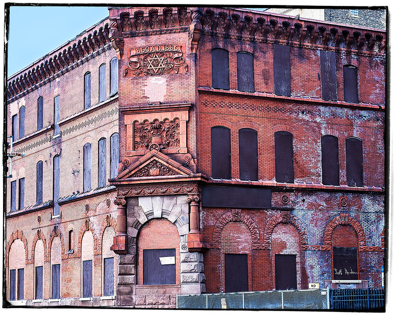 Former Brewery