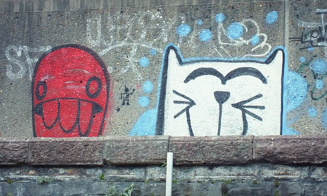 Lembo Cat in Cathays