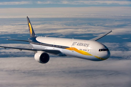 Jet Airways: El Placer de Volar en la India